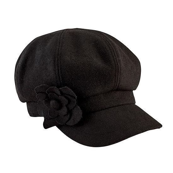 San Diego Hat Company Women's Cap With Flower