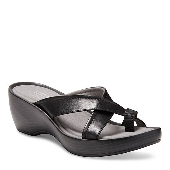 Eastland Womens Willow Slide Sandals