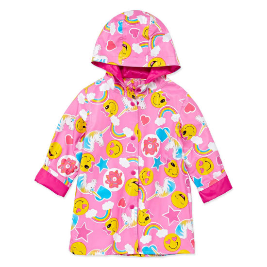 Wippete Girls Raincoat-Toddler