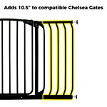 "Dreambaby® 10.5"" Chelsea Gate Extension"
