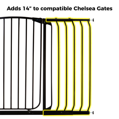 "Dreambaby® 14"" Chelsea Tall Gate Extension"