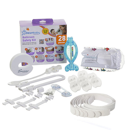 Dreambaby® Bathroom Safety Value Kit - 28 Pieces