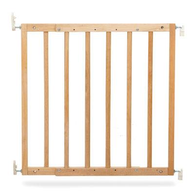 "Dreambaby® Hudson Gro-Gate® Natural Wood 24.5-41"""