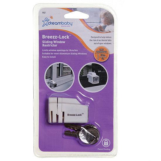 Dreambaby® Brezz-Lock® Window Restrictor