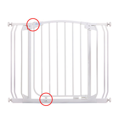 Dreambaby® Chelsea Auto-Close Security Gate Combo Pack
