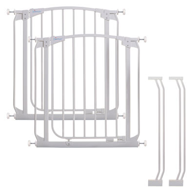 Dreambaby® Chelsea Auto-Close Security Gate Value Pack