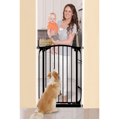 Dreambaby® Chelsea Tall Auto-Close Security Gate Value Pack