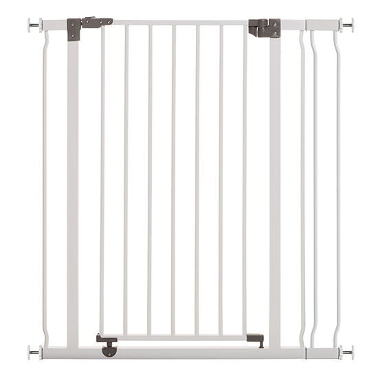 Dreambaby® Liberty Tall Gate w/Stay Open Feature Combo Pack