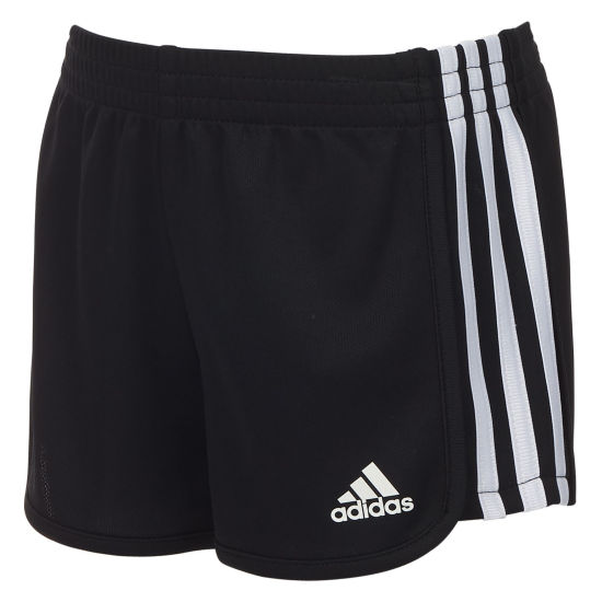 adidas Pull-On Shorts Toddler Girls