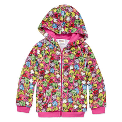 Shopkins Long Sleeve Sweatshirt - Preschool Girls