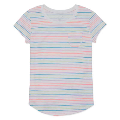 Arizona Short Sleeve Fave Tee - Girl's 4-16 & Plus