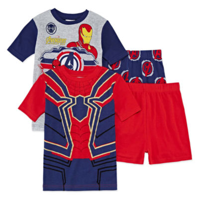 4-pc. Marvel Pajama Set Boys