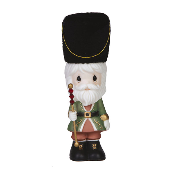 "Precious Moments  ""Holiday Traditions""  AnnualNutcracker Series  Fourth In Series  Bisque Porcelain Figurine  #151026"
