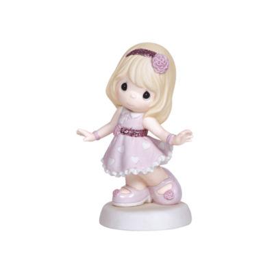 """Precious Moments  """"You Are So Precious""""  Bisque Porcelain Figurine  #133029"""