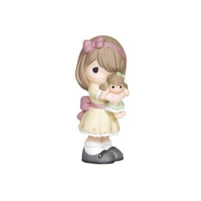 "Precious Moments  ""You're A Doll""  Bisque Porcelain Figurine  #133001"