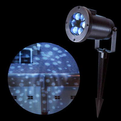 Electric LED Projector Light- Confetti Dots