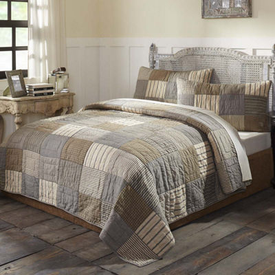 VHC Brands Sawyer Mill Quilt & Accessories
