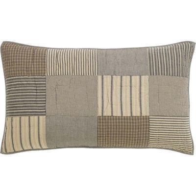 Ashton And Willow Miller Farm Reversible Pillow Sham