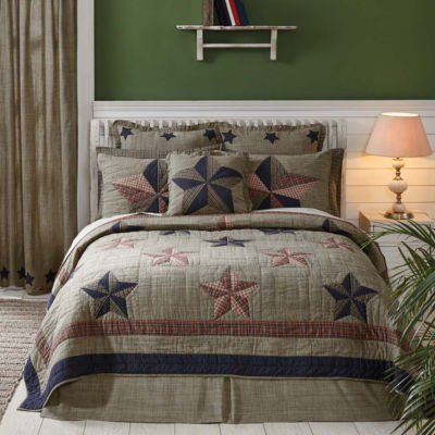 VHC Brands Vincent Quilt & Accessories