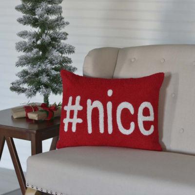 VHC Brands Nice 14 x 18 Pillow