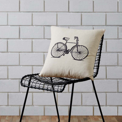 VHC Brands Along for the Ride 18 x 18 Pillow