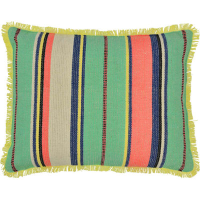 VHC Brands Alyssa Jacquard 14 x 18 Pillow