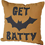 Ashton And Willow Get Batty 12x12 Throw Pillow