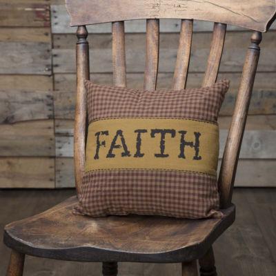 Ashton & Willow Settlement Faith 12 x 12 Pillow
