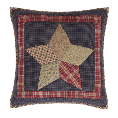 VHC Brands Arlington 16 x 16 Quilted Pillow