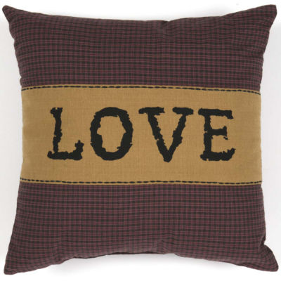 Ashton & Willow Settlement Love 12 x 12 Pillow
