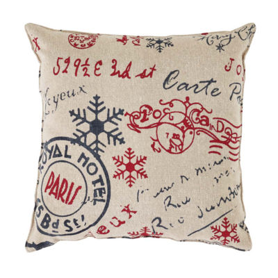 VHC Brands Joyeux 12 x 12 Pillow