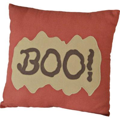 VHC Brands Boo 12 x 12 Pillow