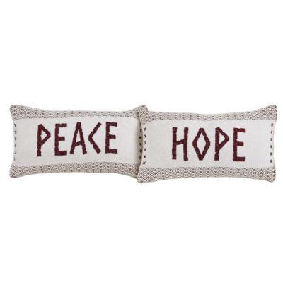 VHC Brands Liv 7 x 13 Pillow Set