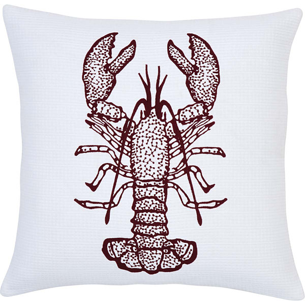 VHC Brands Lobster 18 x 18 Pillow