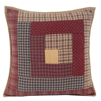 VHC Brands Millsboro 16 x 16 Quilted Pillow