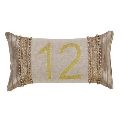 Ashton And Willow Celebrate 7x13 Lumbar Pillow