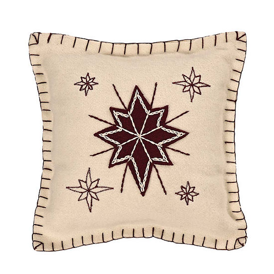 Ashton And Willow North Star 10x10 Throw Pillow