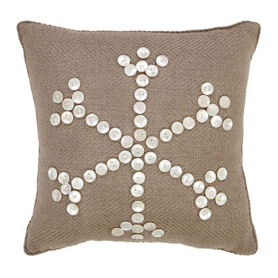 VHC Brands Pearlescent 12 x 12 Pillow
