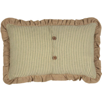 VHC Brands Prairie Winds Blessed 14 x 22 Pillow