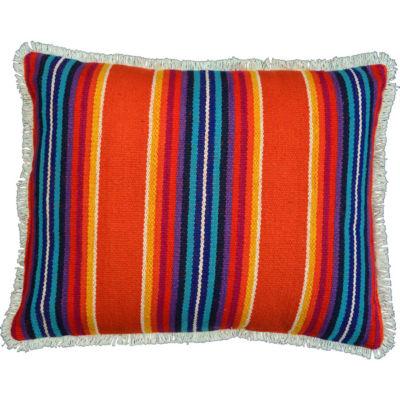 VHC Brands Clarissa Jacquard 14 x 18 Pillow
