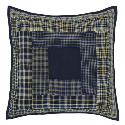 VHC Brands Columbus 16 x 16 Quilted Pillow