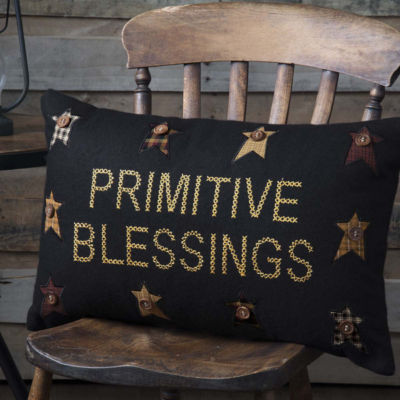 Ashton & Willow Settlement Blessings 14 x 22 Pillow