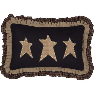 Ashton & Willow Settlement Primitive Stars 14 x 22 Pillow