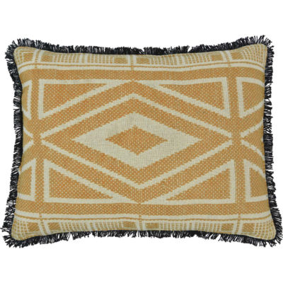 VHC Brands Dakota Jacquard 14 x 18 Pillow