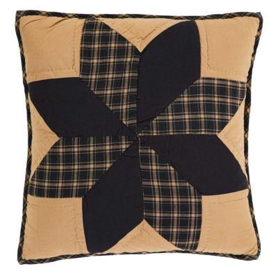 VHC Brands Dakota Star 16 x 16 Quilted Pillow