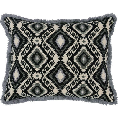 VHC Brands Riley Jacquard 14 x 18 Pillow