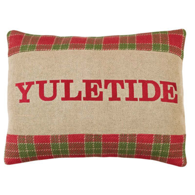 VHC Brands Robert Yuletide 14 x 18 Pillow