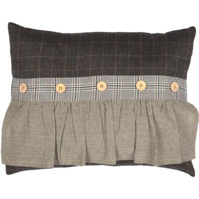 VHC Brands Rory 14 x 18 Ruffled Pillow
