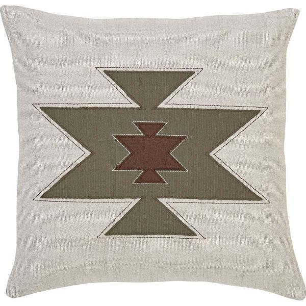 VHC Brands Roswell 18 x 18 Down Pillow