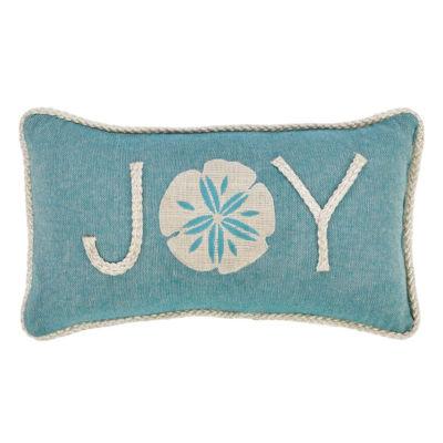 VHC Brands Sanbourne Joy 7 x 13 Pillow